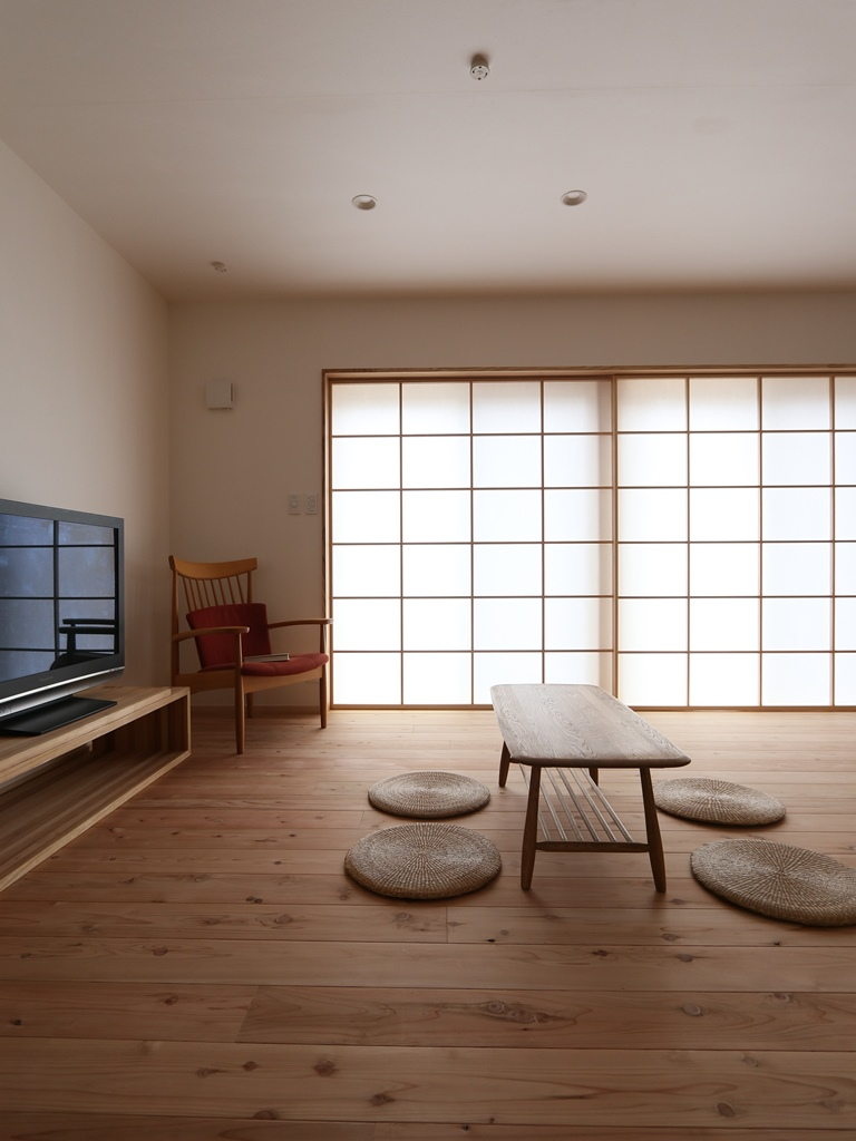 本日よりおうちアウトドアを愉しむ低炭素住宅平屋の家in新潟市西蒲区巻、オープンハウス開始