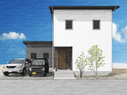 \\今年度最後の見学会//20代で建てる長期優良住宅の家@阿賀野市姥ヶ橋