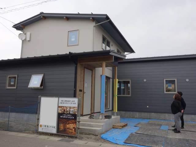 秋葉区美善の家 竣工まであと1ヶ月!