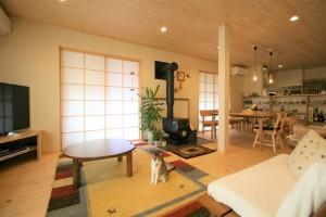 新発田の家リノベーション