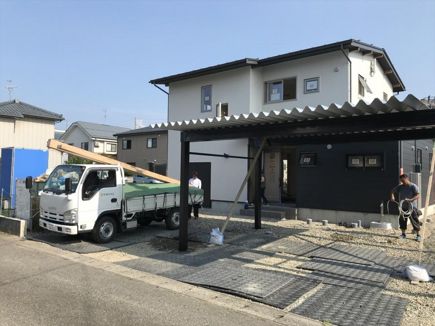 \オープンハウスご予約受付中/ゆったりゆっくり暮らす家 in 秋葉区山谷町