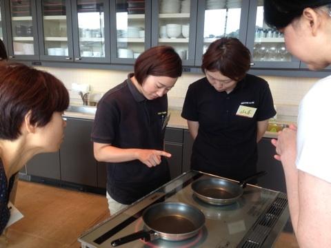 東北電力IH 調理実習 女子会に参加してきました!!
