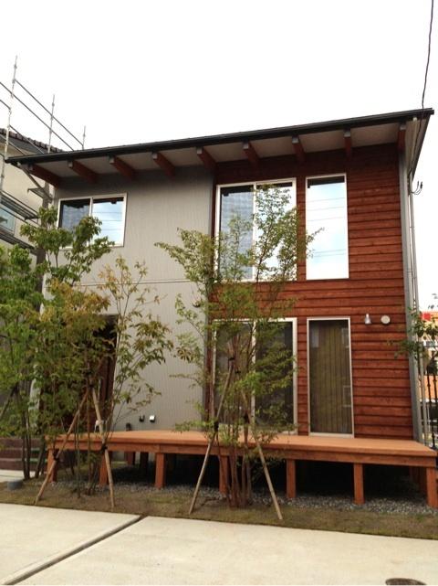 さつき野ニュータウン ECO住宅展 自然素材の家