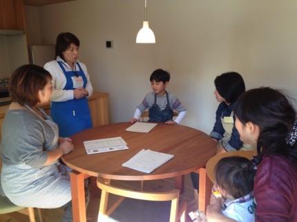 IHクッキング体験会&木工教室イベントレポート